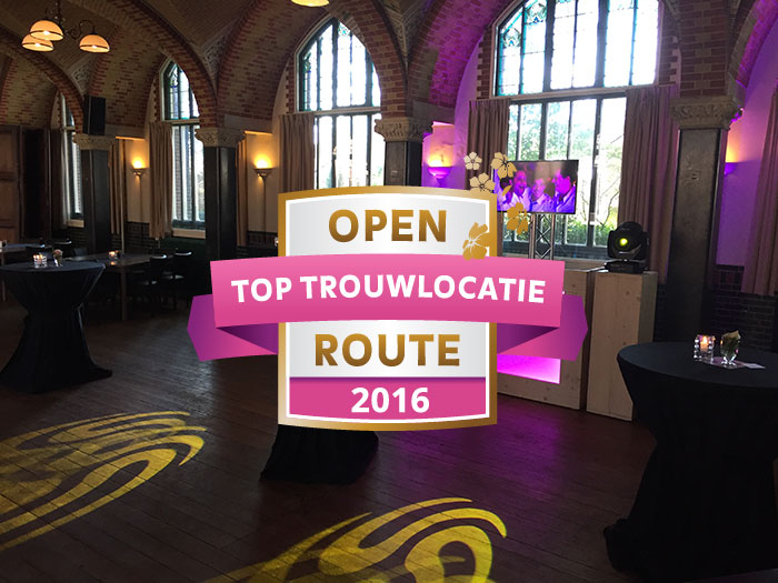 open top trouwlocatie route bovendonk